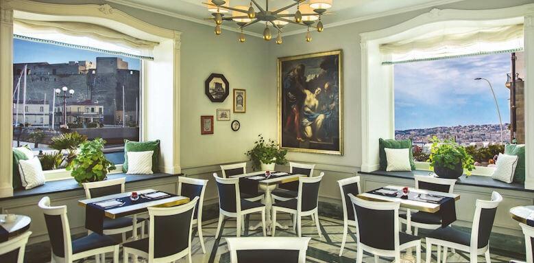 Grand Hotel Santa Lucia, restaurant