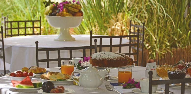 Gagliardi Boutique Hotel, breakfast