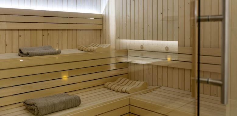 caprice alcudia port, spa sauna