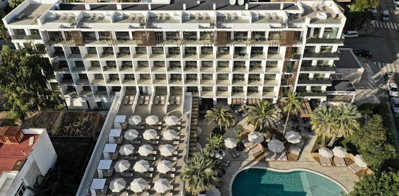 caprice alcudia port, hotel overview