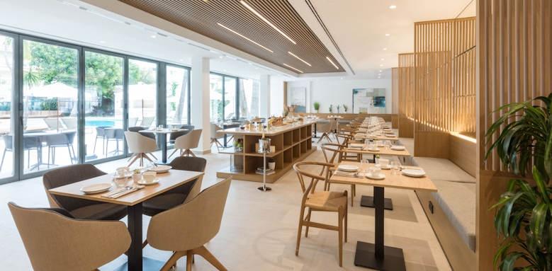 caprice alcudia port, restaurant