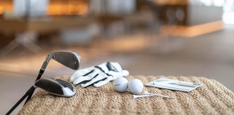 caprice alcudia port, golf