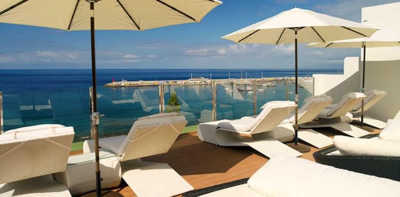 H10 Big Sur, chill out terrace