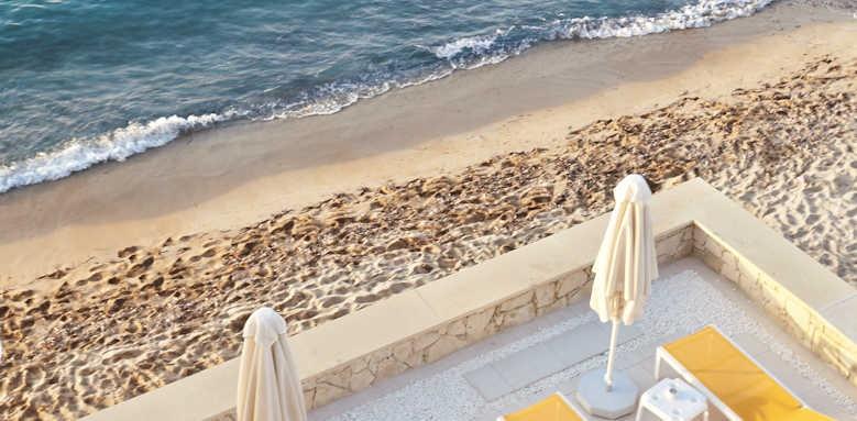 Grecotel LUX ME White Palace, beach