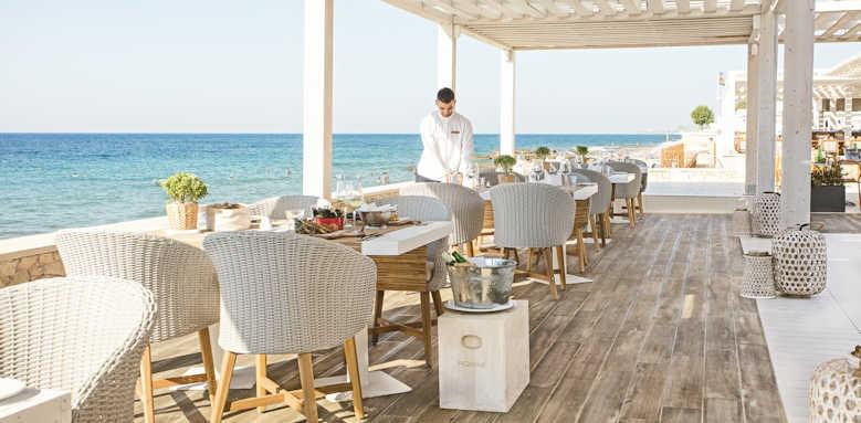 Grecotel White Palace restaurant