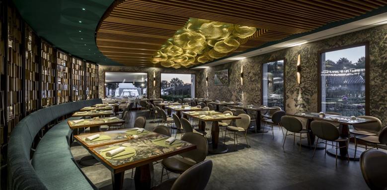 Splendido Bay Luxury Resort, restaurant