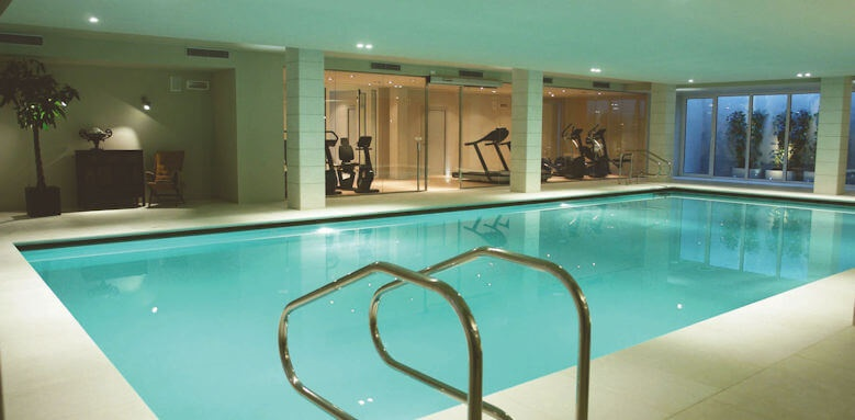 Splendido Bay, indoor pool