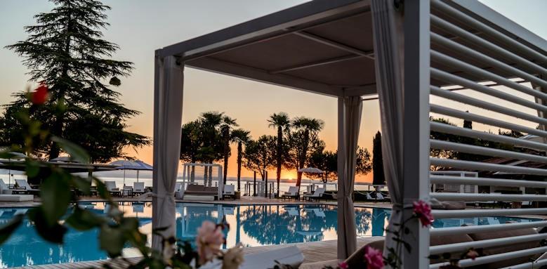 Splendido Bay Luxury Resort, chilling area