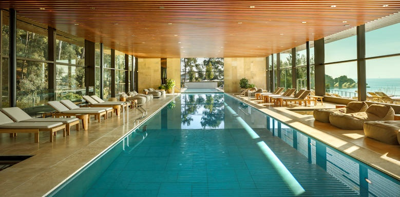 Grand Park Hotel Rovinj, indoor pool