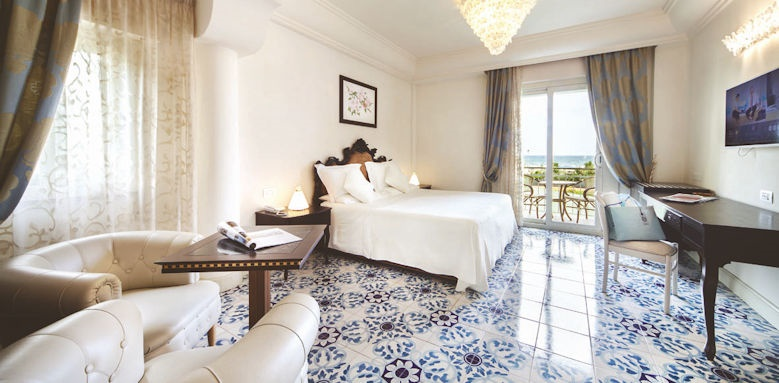 Hotel Aurelia, deluxe room
