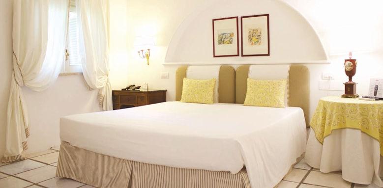 Il Melograno, bedroom