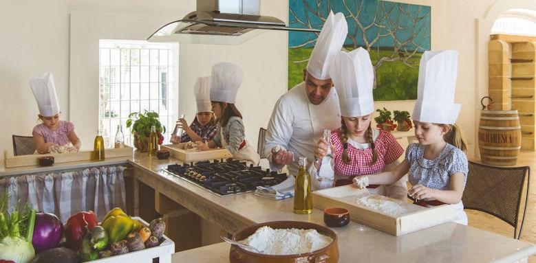 Il Melograno, cooking classes