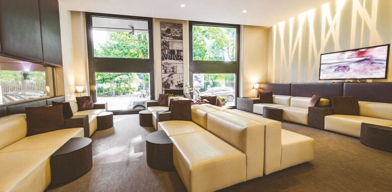 Hotel Manin, lounge