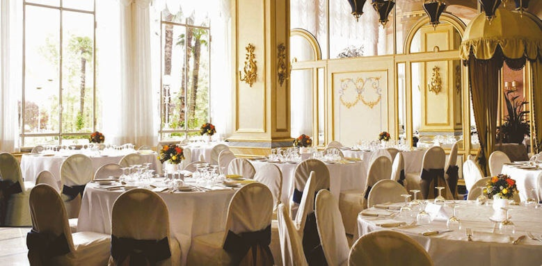 Regina Palace, restaurant