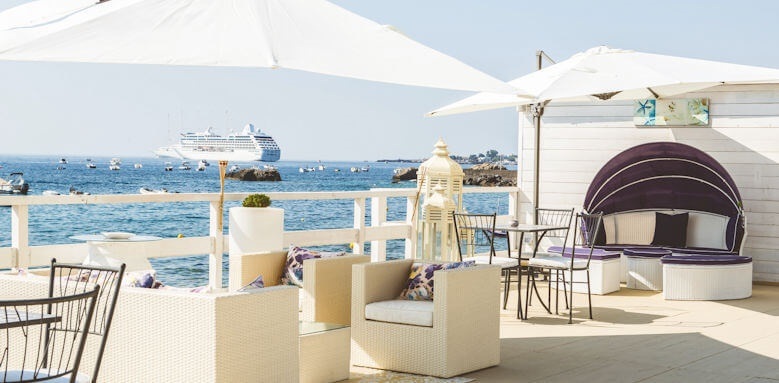 Diamond Resort Naxos Taormina, terrace