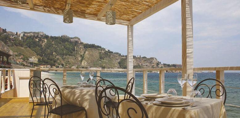 Diamond Resort Naxos Taormina, restaurant