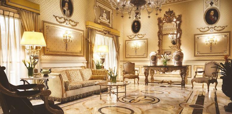 Hotel Splendide Royal, lobby