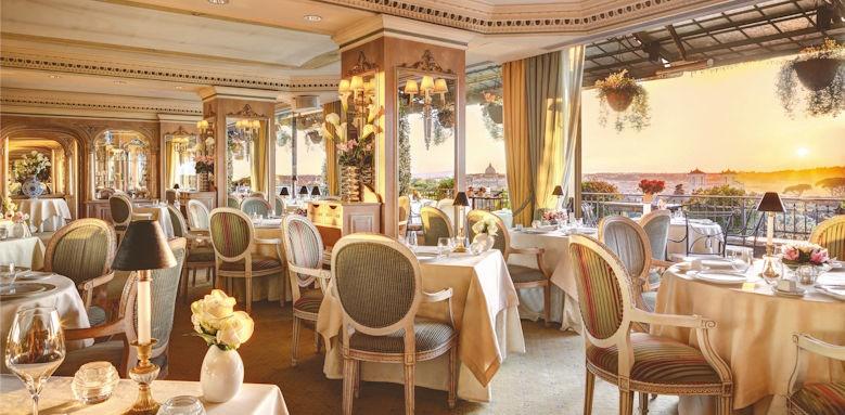 splendide royal, restaurant