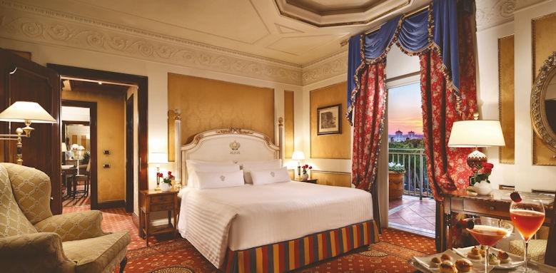 splendide royal, deluxe room