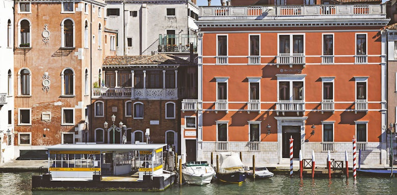 NH collection palazzo barocci, view of hotel