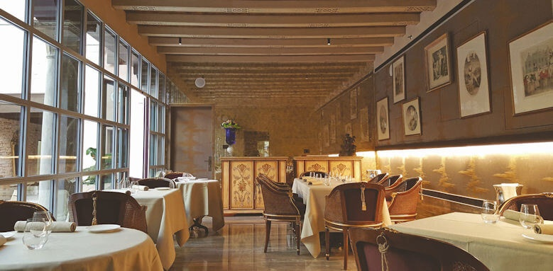 Palazzo Venart,  restaurant