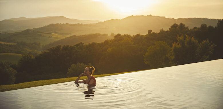 Belmond Castello di Casole, pool