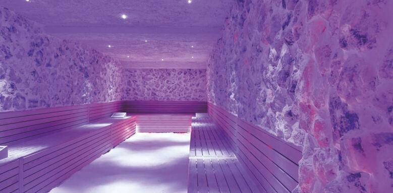 Lujo Art & Joy, sensum spa salt room