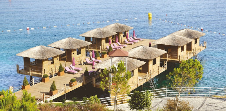 The Bodrum, sundeck