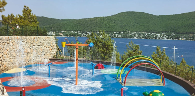 Titanic Deluxe Bodrum, kids play area