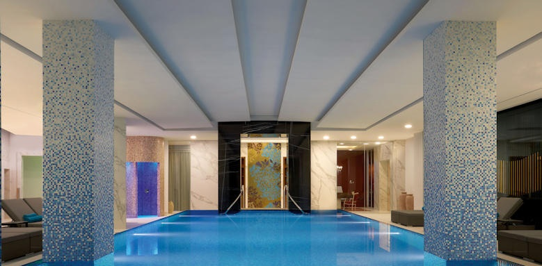 Amavi, Indoor Pool Image
