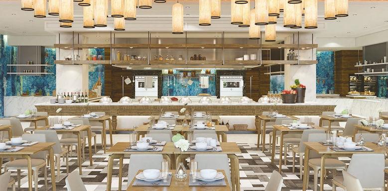 Amavi, restaurant