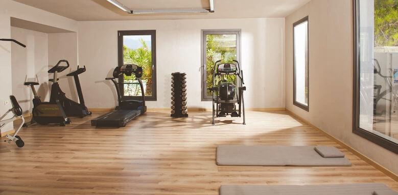 minos palace, gym
