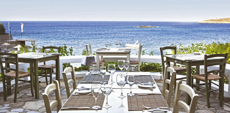 Minos Palace, restaurant