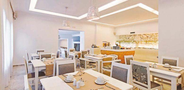 Cavo Bianco, restaurant