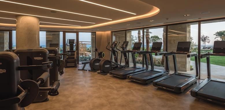 Amara, gym