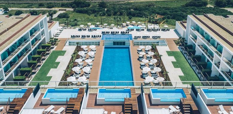 Iberostar Selection Lagos Algarve, hotel overview