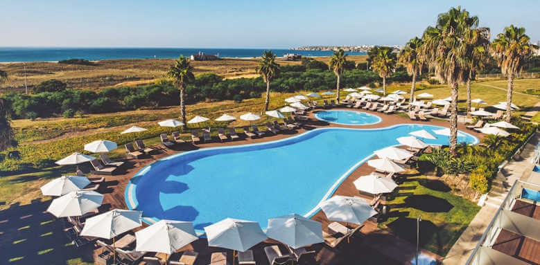 Iberostar Lagos, alternative outdoor pool
