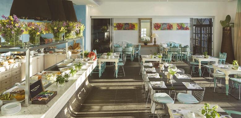 Aressana Spa Hotel & Suites, restaurant