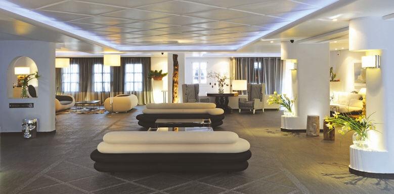 Aressana Spa Hotel & Suites, lobby
