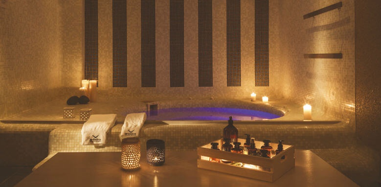 Aressana Spa Hotel & Suites, spa