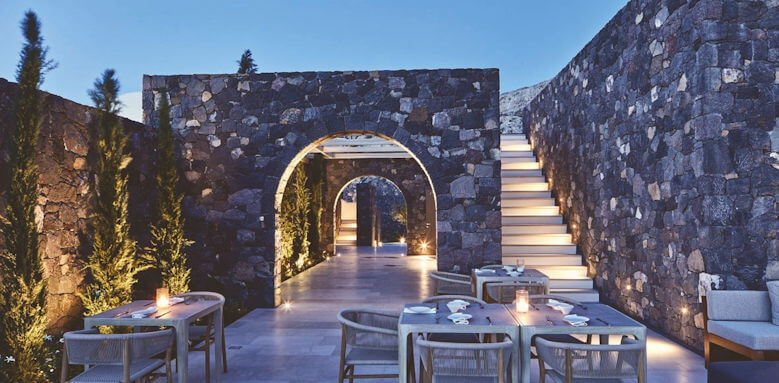Canaves Oia Epitome, restaurant