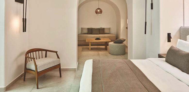 Canaves Oia Epitome, guestroom