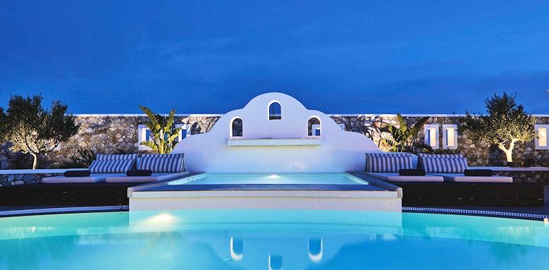 Orabel Suites, pool
