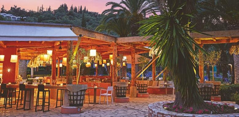 Grecotel Daphnila Bay, restaurant