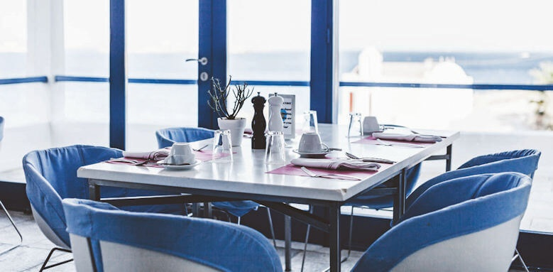 Mykonos Theoxenia, restaurant