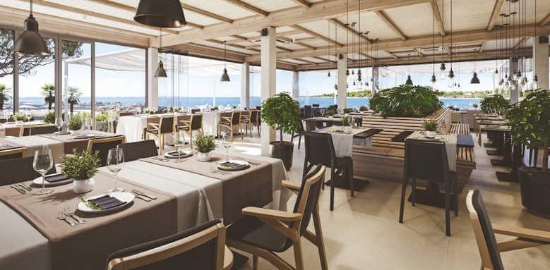 Valamar Collection Marea Suites, restaurant