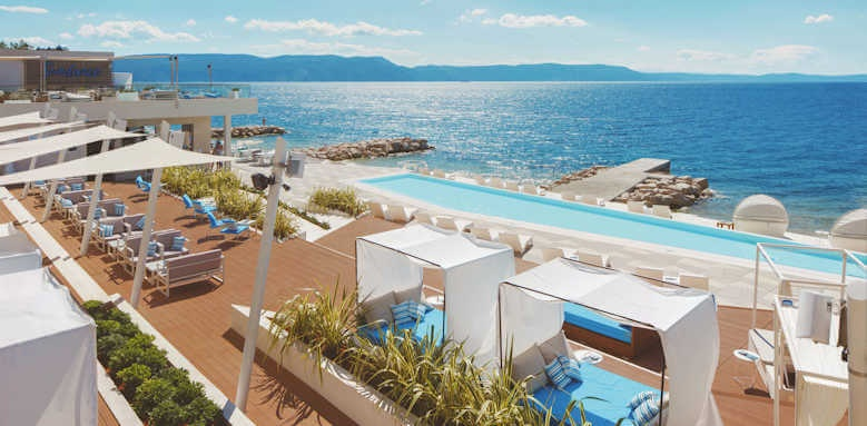 Valamar Collection Girandella, view from hotel