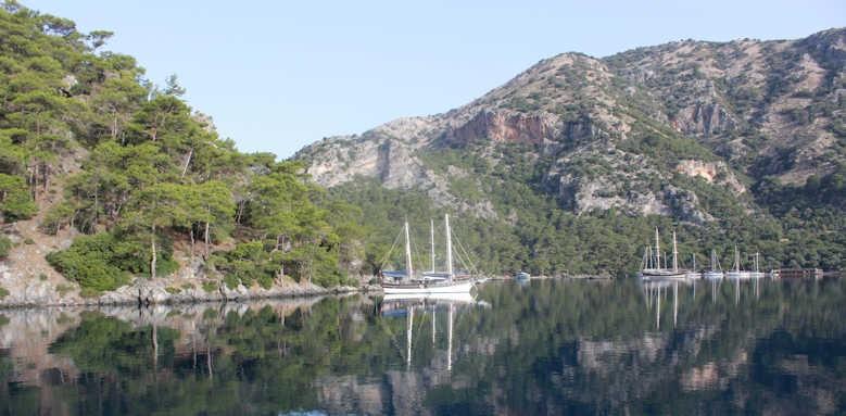 Marmaris Gulet Cruises, 10