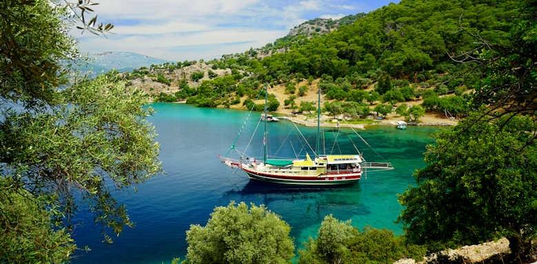 Marmaris Gulet Cruises, 4