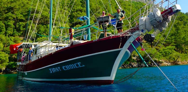 Marmaris Gulet Cruises, 7